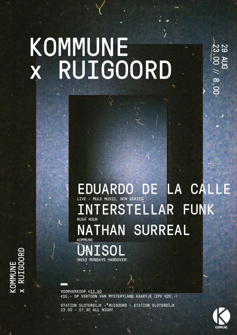 Studio Jord Noorbeek Identiteit + affiches – Kommune