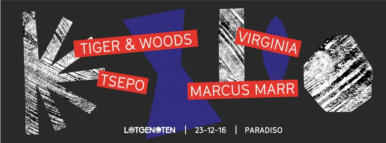 Studio Jord Noorbeek Poster – Lotgenoten x Paradiso