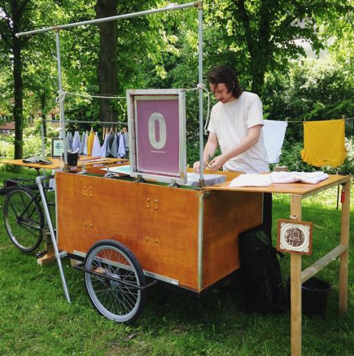 Studio Jord Noorbeek Identiteit, t-shirts, lettertype – Twee Jongens