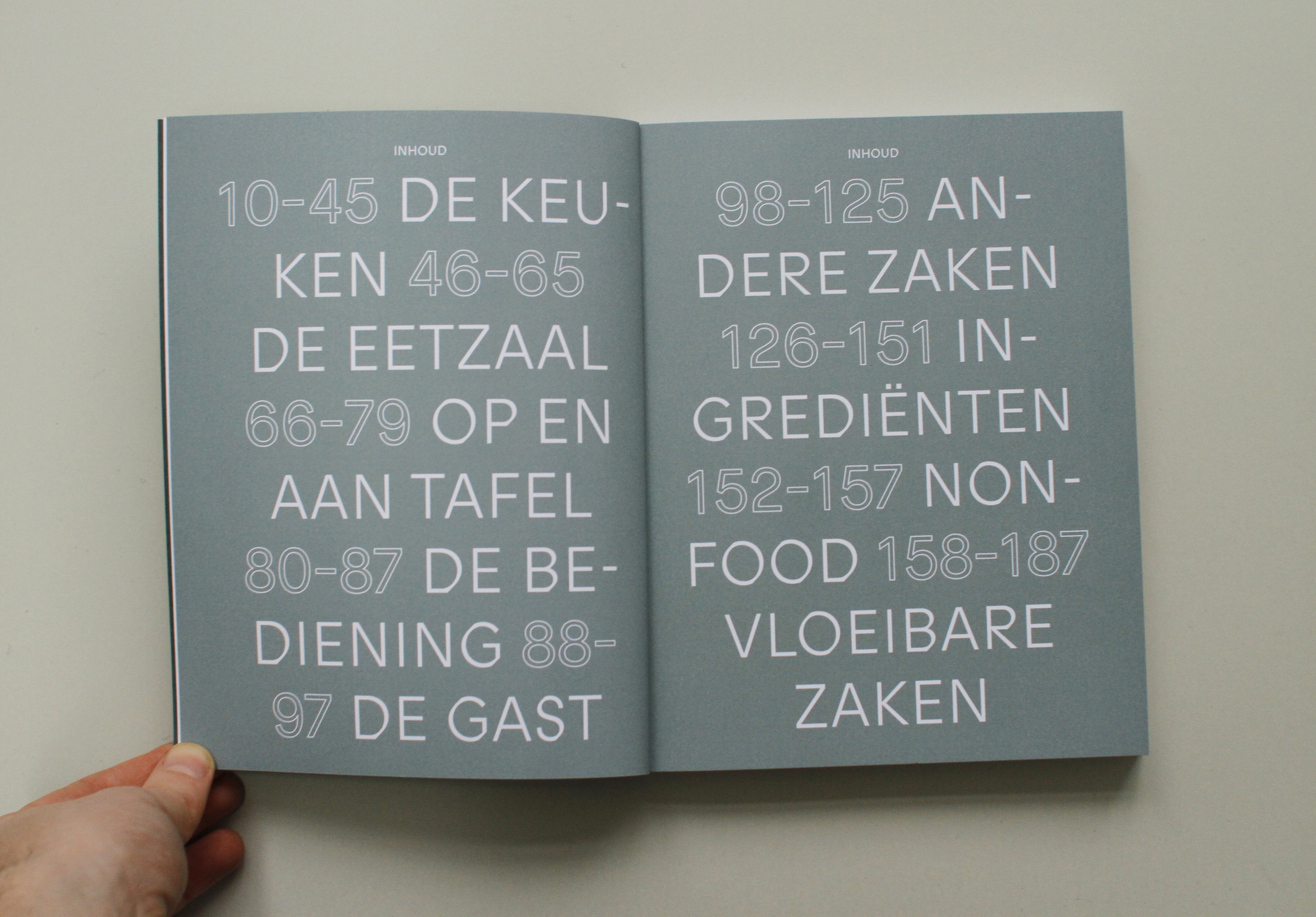 Studio Jord Noorbeek Bookdesign – Expert aan tafel, Hilary Akers